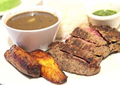 Churrasco dinner